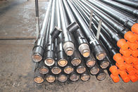 "High Manganese Steel API  Threaded Drill Rod 2 7/8"" REG Joint For Water Well"