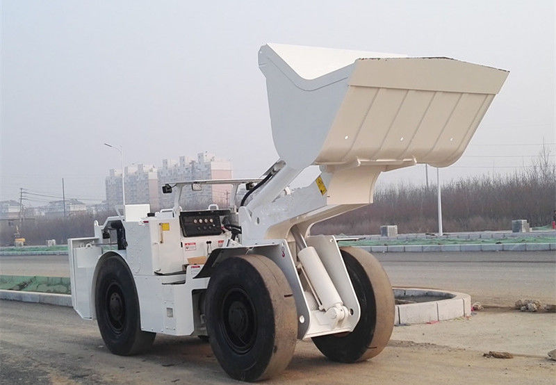 New Version of 5 Tons Low Profile Dump Truck , Underground Mining Vehicles