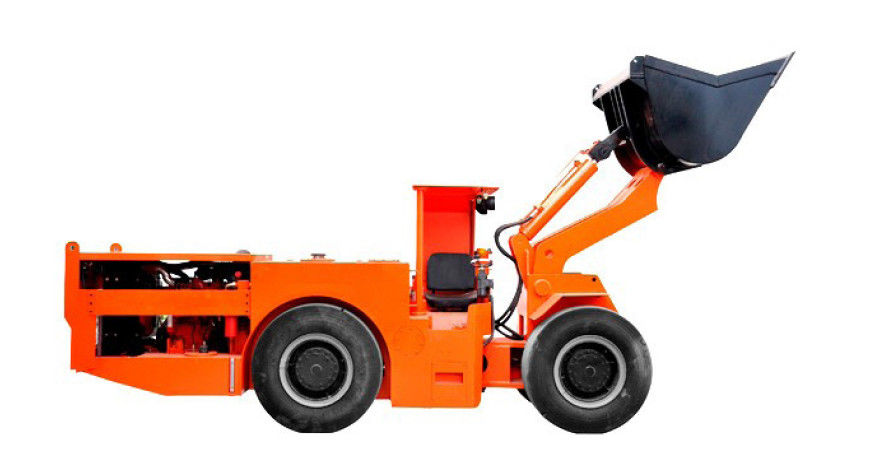 RL-0.6 Load Haul Dump Machine KSQ ROXMECH Brand , underground mining equipment