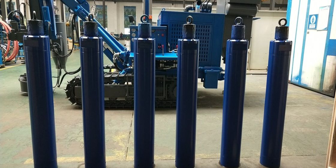 Numa Series DTH Hammers High Air Pressure 225mm 275mm With Long Life Span
