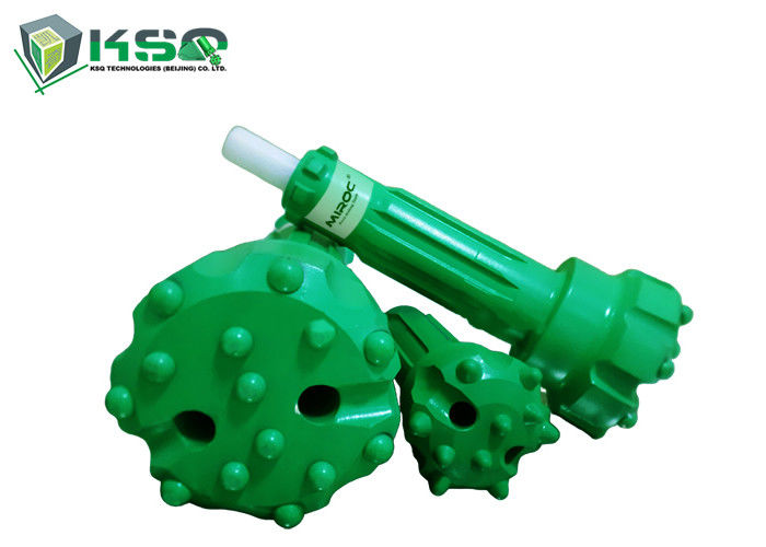 High Pressure DTH Button Bits 140mm QL50 Hammer For Water Well Mining With Tungsten Carbide Mining
